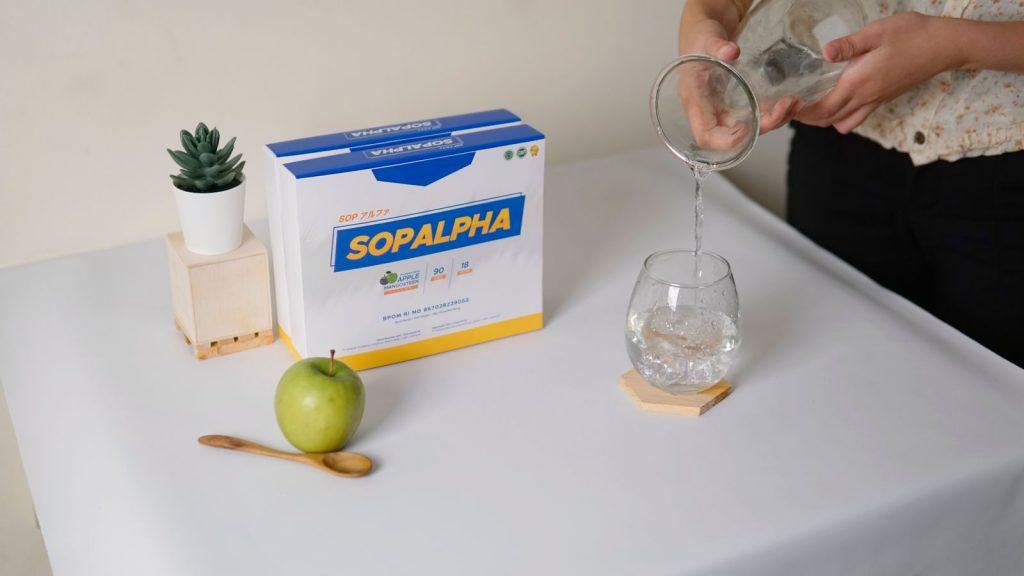 Efek Samping SOPALPHA