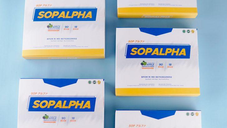 Harga SOPALPHA di Apotik