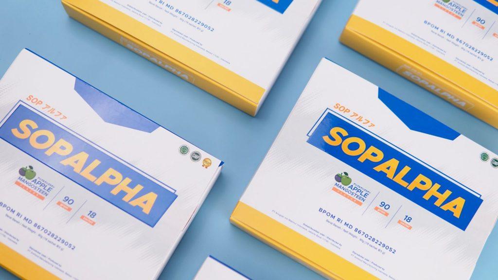 Harga SOPALPHA