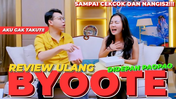 Review Byoote dr Richard